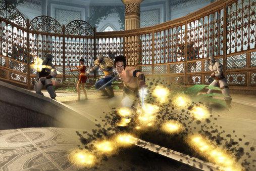 波斯王子:时之砂 Prince of Persia: The Sands of Time 杉果游戏 sonkwo